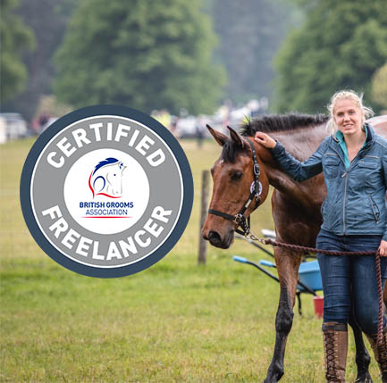 Jane is a Certified BGA Freelance Groom