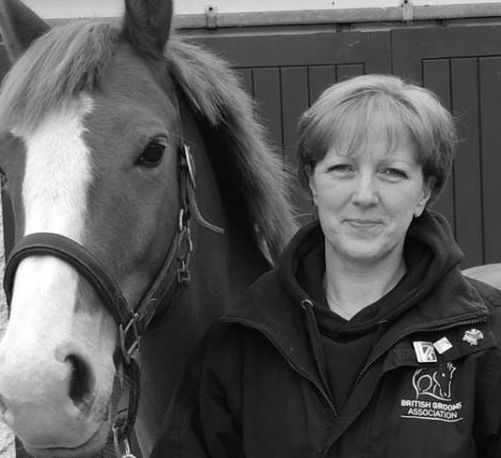 Fi Boughton British Grooms Association Member Manager