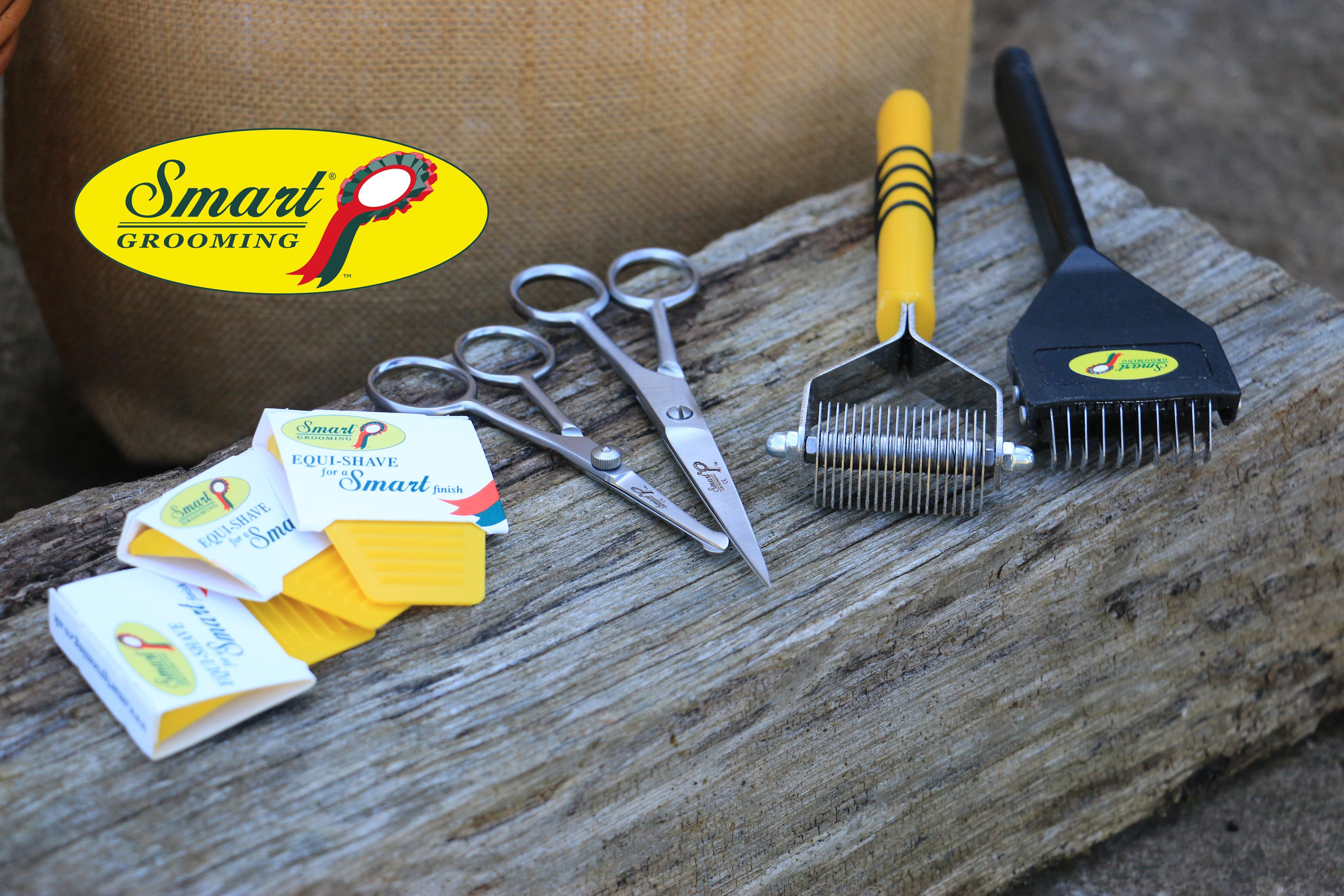 Smart Grooming Logo