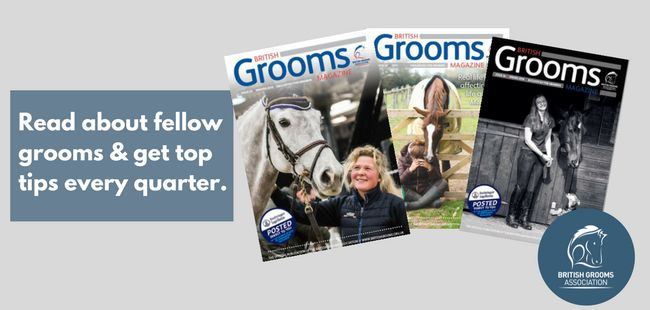 British Grooms Association Magazine