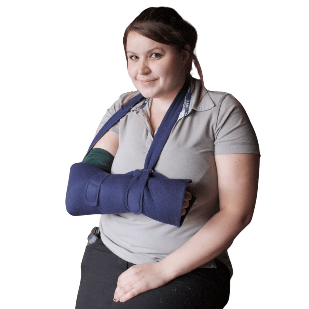 Freelance injured groom has BGA insurance