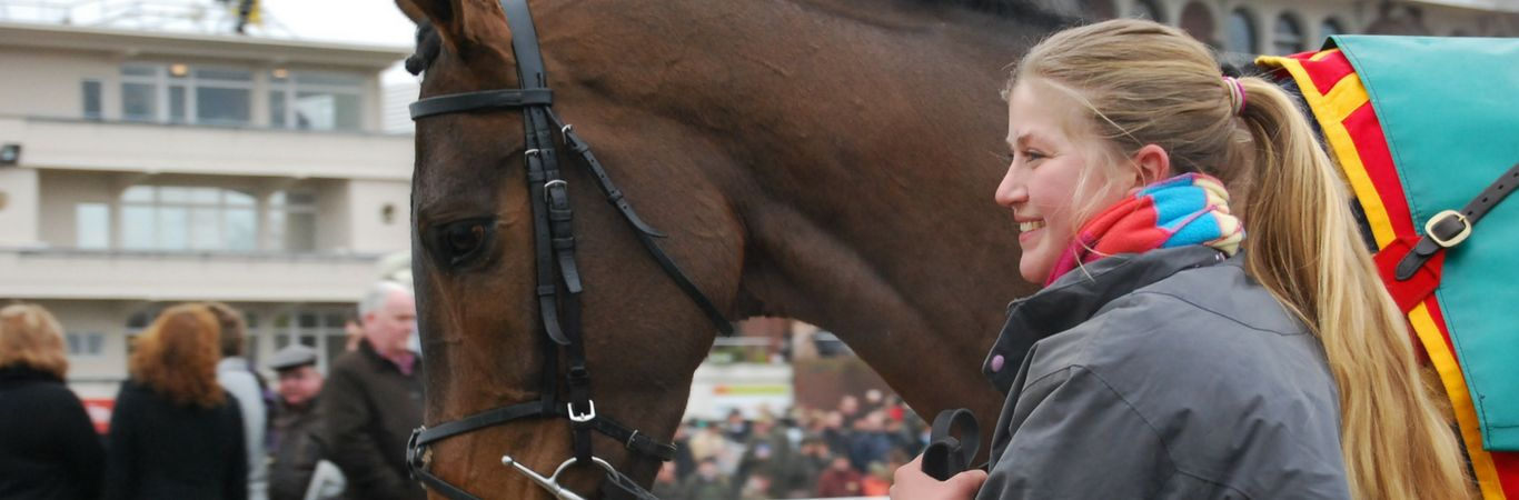 Get a career in racing with British Grooms Association