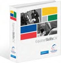 Equine skills CV